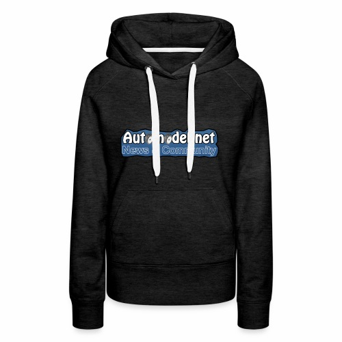 Automodel.net - Felpa con cappuccio premium da donna