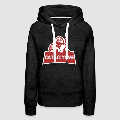 Cataclysme Roleplay - Sweat-shirt à capuche Premium pour femmes