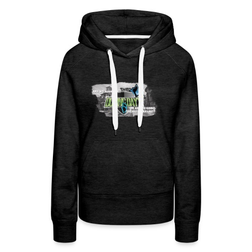 The Duxing Day's Motto Streetwear - Frauen Premium Hoodie