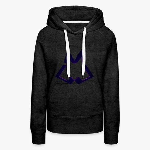 Official WINTERWOLF Season V wolf logo - Vrouwen Premium hoodie