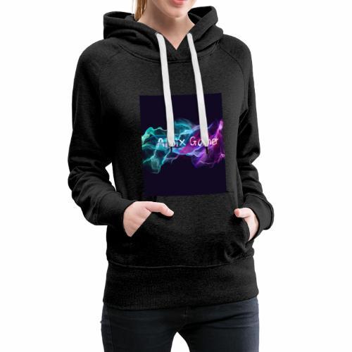 Neu Alpix Gamer Emblem - Frauen Premium Hoodie