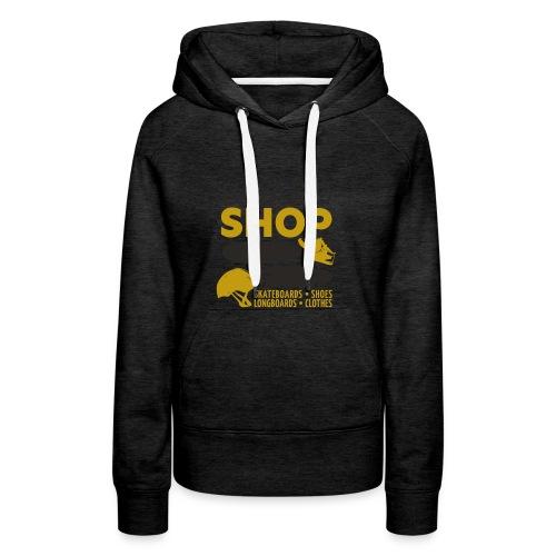 Boardshop - Women's Premium Hoodie