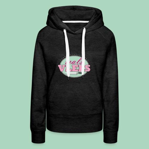 Theatercollectief Mals Vlees logo - Vrouwen Premium hoodie
