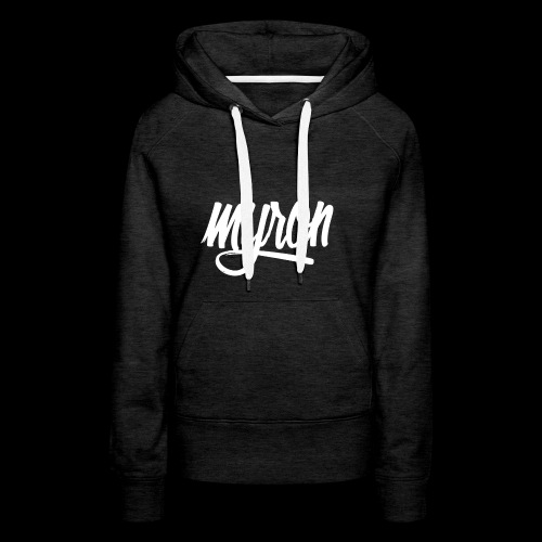 Myron - Vrouwen Premium hoodie