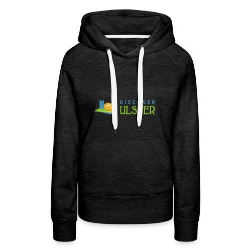 discover ulster logo - Women's Premium Hoodie
