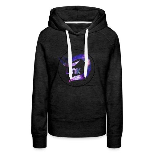 Daza Link Galaxy Theme Merchandise - Women's Premium Hoodie