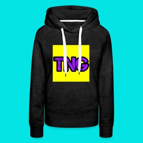 New TNG LOGO - Women's Premium Hoodie