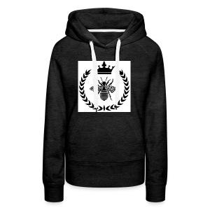 Be Rich T-shirt - Vrouwen Premium hoodie