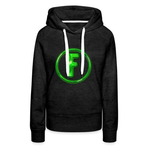 FLONIC'S MERCH!!! Mit echtem Flonic Logo!!! - Frauen Premium Hoodie
