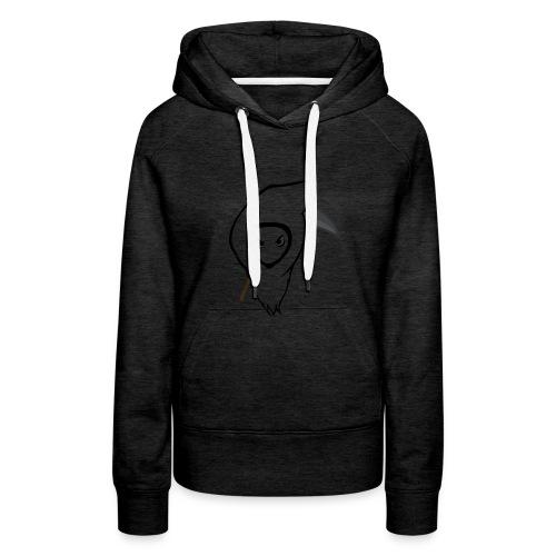 HACKED 2 - Sweat-shirt à capuche Premium pour femmes