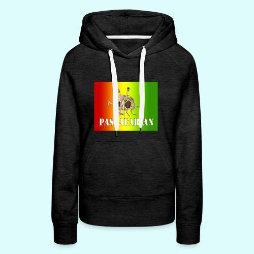 Reggae pastafarian - Vrouwen Premium hoodie