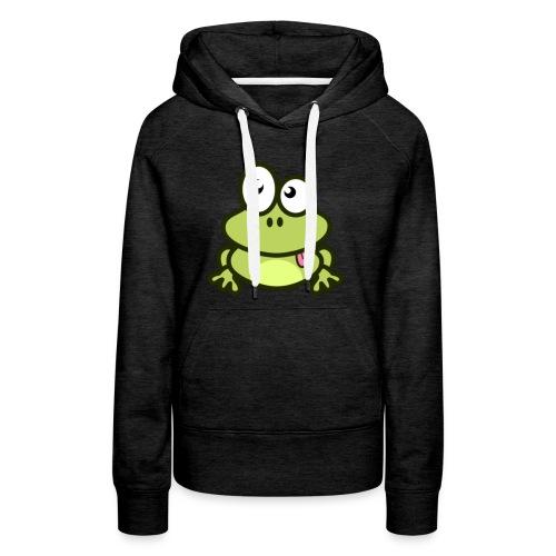 epic frog - Women's Premium Hoodie