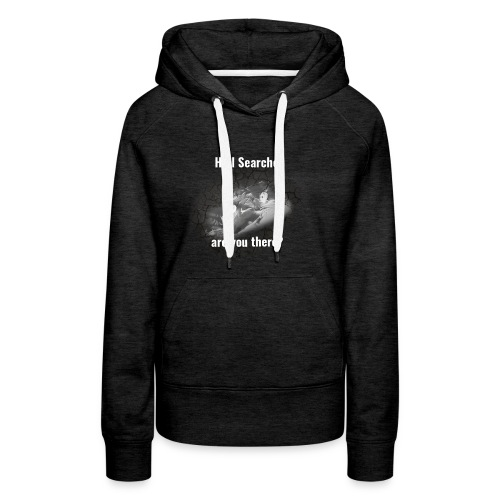 Searching For Hell Bag Black - Women's Premium Hoodie