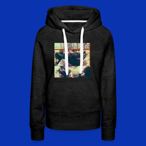 low life collection 2 - Frauen Premium Hoodie