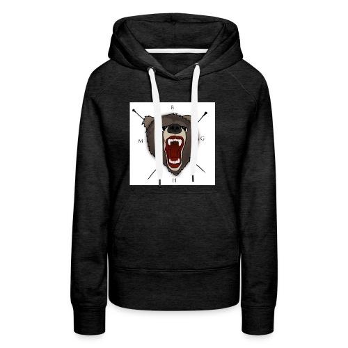 Bär - Frauen Premium Hoodie