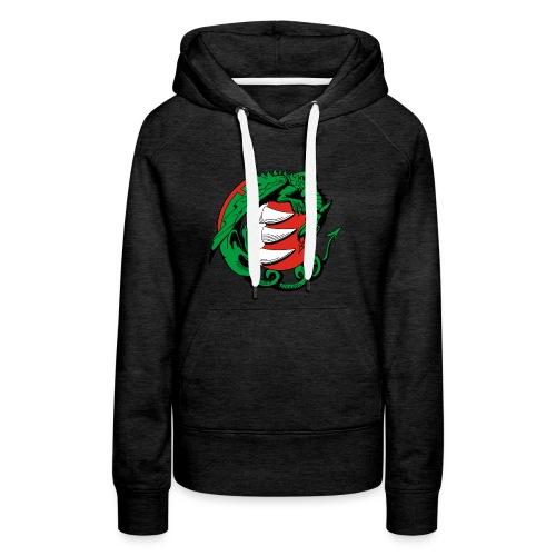 Hungary Dragon - Women's Premium Hoodie