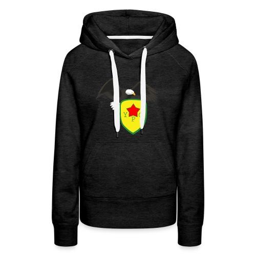 Mens Support YPG Hoodie - Naisten premium-huppari