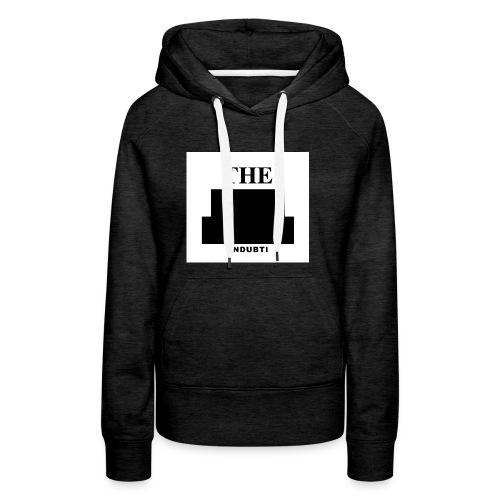 THE ENDUBTI by ENDUBTI - Vrouwen Premium hoodie