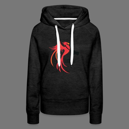 T-Shirt Men White (Front) - Women's Premium Hoodie