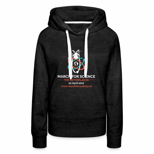 MfS-NL logo dark background - Women's Premium Hoodie