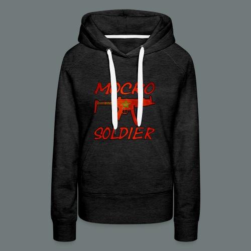 Mocro Soldier Trui (Heren) - Vrouwen Premium hoodie