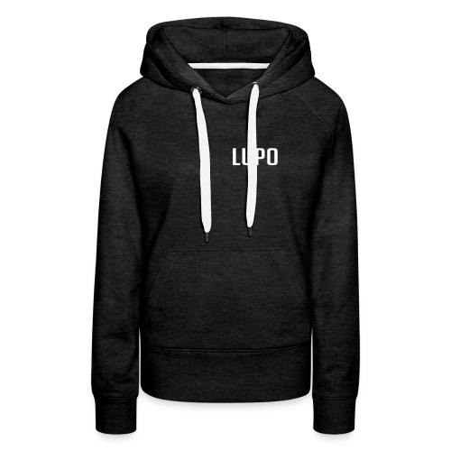 desing-png - Vrouwen Premium hoodie