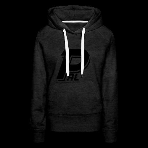 Pal Zwart - Vrouwen Premium hoodie