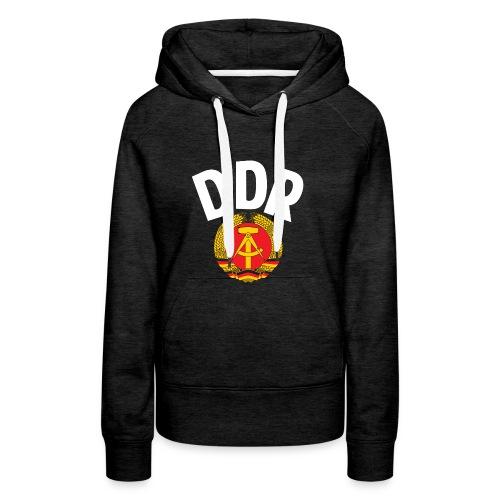 DDR - German Democratic Republic - Est Germany - Frauen Premium Hoodie