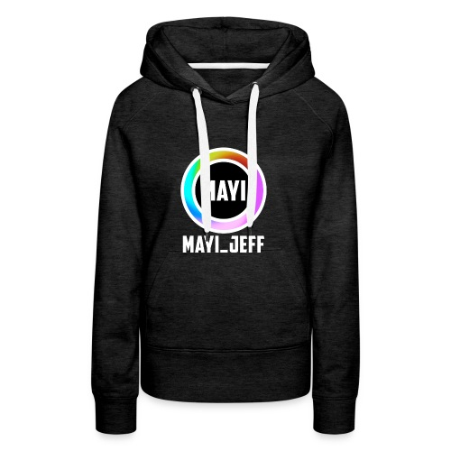 Mayi_Jeff - Men T-Shirt - Women's Premium Hoodie