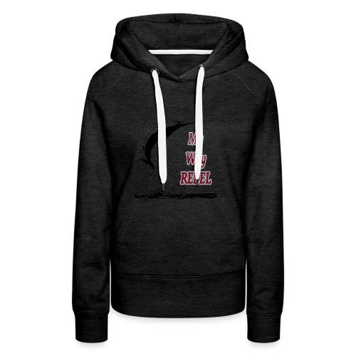 rebelfishh - Vrouwen Premium hoodie