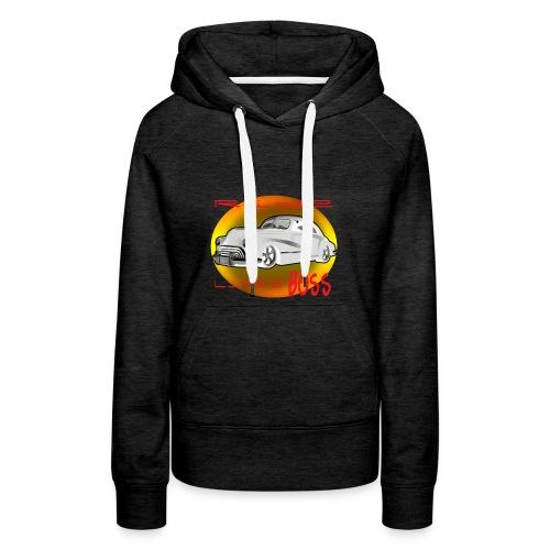 RIDEBOSS - Vrouwen Premium hoodie