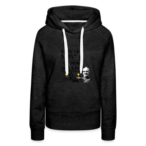 Bill Shankly - Sweatshirt - Premiumluvtröja dam