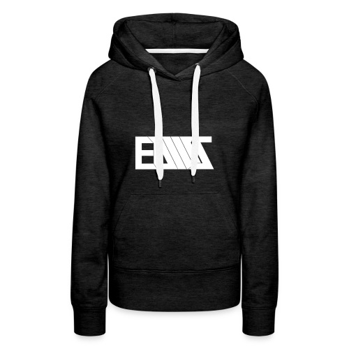 Black T-shirt EDMS - Women's Premium Hoodie