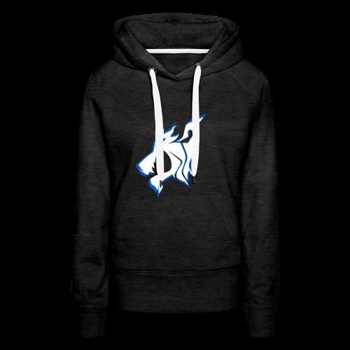 Dustox Gaming sweater Logo klein - Women's Premium Hoodie