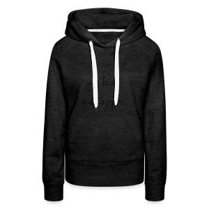 jebenteentopper - Vrouwen Premium hoodie