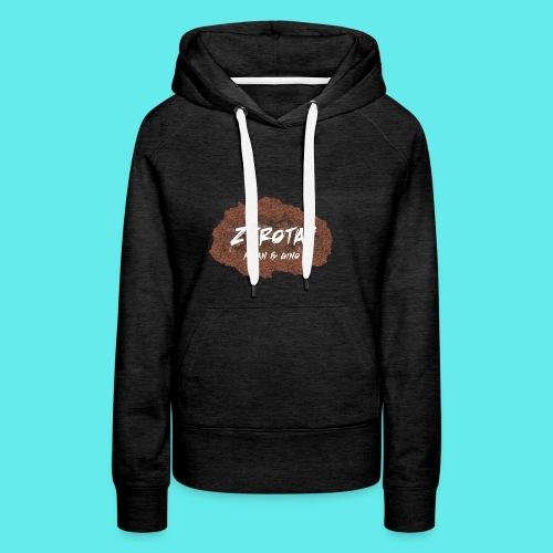 ZeroTax Merch - Vrouwen Premium hoodie