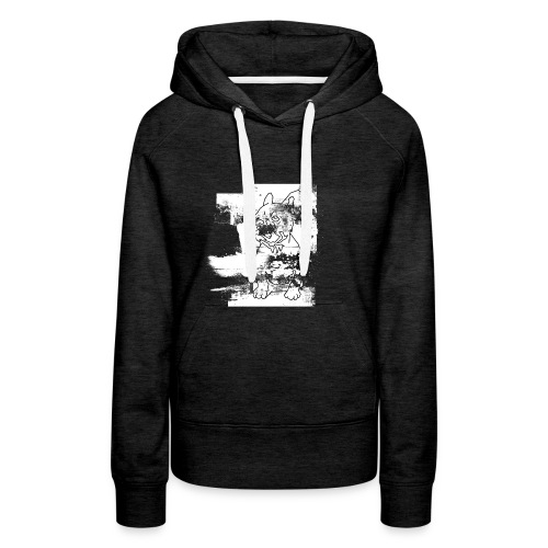 Cat_lovers - Women's Premium Hoodie