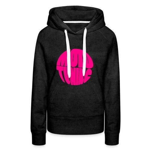 MotoTuning Pink - Women's Premium Hoodie