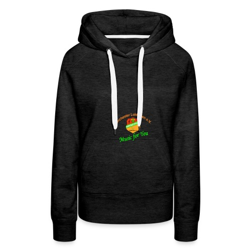 shirt2 - Frauen Premium Hoodie
