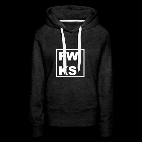 FWKS LOGO - Women's Premium Hoodie