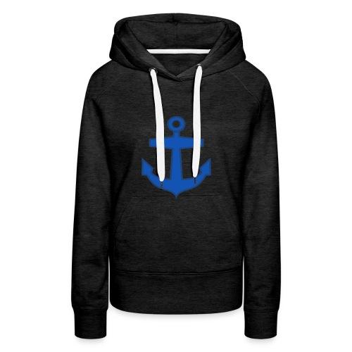 BLUE ANCHOR CLOTHES - Women's Premium Hoodie