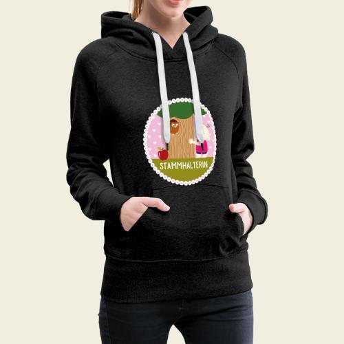 Stammhalterin - Frauen Premium Hoodie