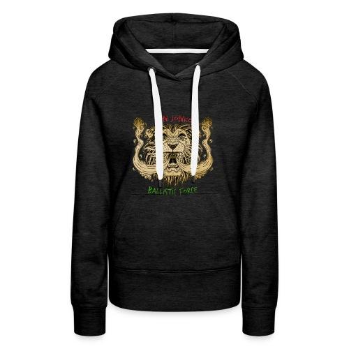 Don Jonko Ballistic Force Rasta - Vrouwen Premium hoodie