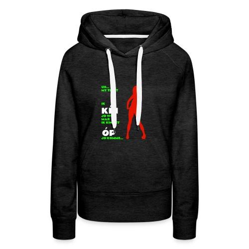 Omke Fré - Vrouwen Premium hoodie