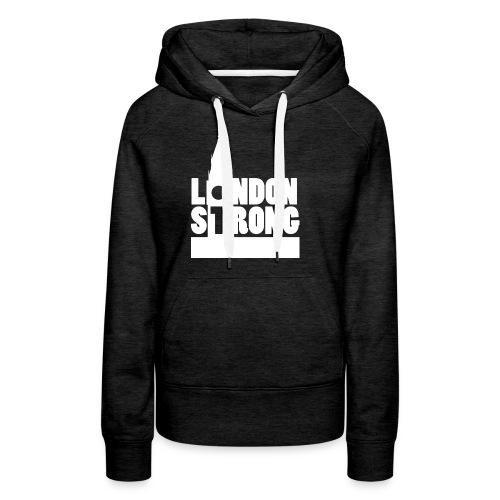 London Strong II - Women's Premium Hoodie