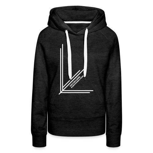 Perfection_Black - Vrouwen Premium hoodie