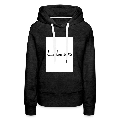 Lvkasxs Hochformat - Frauen Premium Hoodie