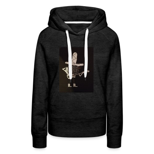 Mexican Bass Player - Women's Premium Hoodie