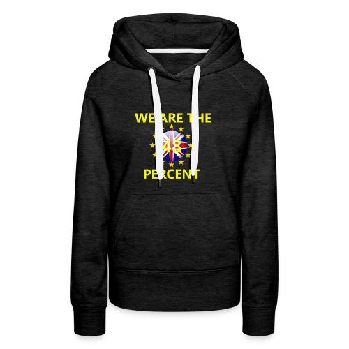 Top WeAreThe48 - Women's Premium Hoodie