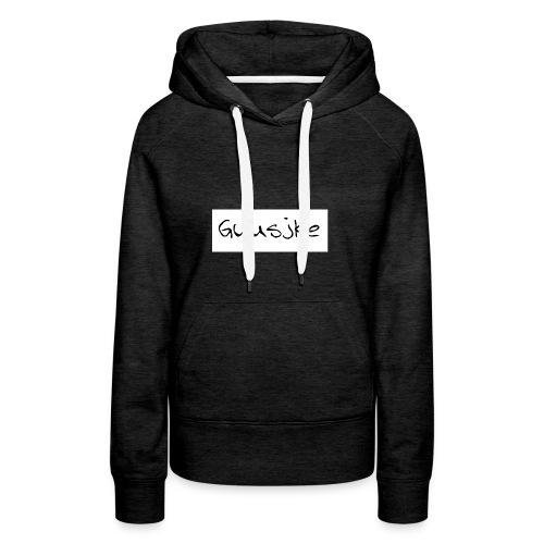 Guusjke t-shirt long sleeves - Vrouwen Premium hoodie